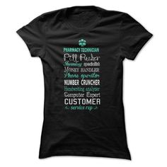 Awesome Pharmacy Technician  T Shirt