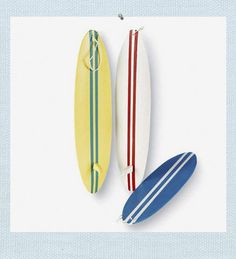 surfboard ornament