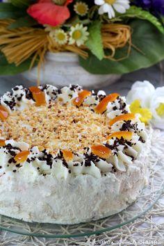 La ricetta per preparare una semplice e deliziosa torta di compleanno, sempre gradita a grandi e piccini; un dolce d'altri tempi che vi conquisterà! #PinterestxAltervista