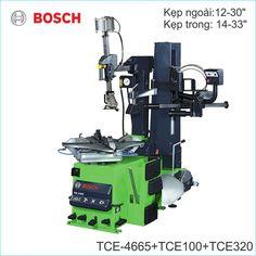 Máy tháo vỏ xe không lơ via BOSCH TCE-4465+TCE100+TCE320 S12