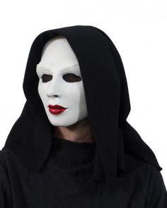 Old Lady  Women Mask Fullhead Grandma Mask Costume Halloween ZAGONE MASK