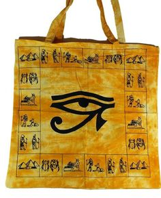 98924edfa9 Bags · Tote Bag - Eye of Horus sold by Mystic Wonders NM. Shop more  products from