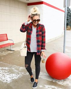 b3f0a50b85c 19 Best Flannel and leggings images