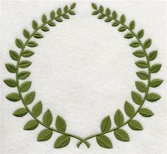 Machine Embroidery Designs at Embroidery Library! - Wreaths and Frames