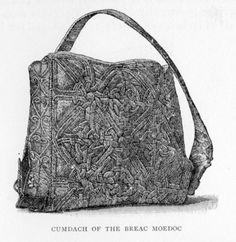 Cumbach Breac Mordoc - Cumdach of the Breac Moedoc