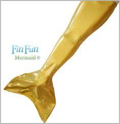 Fin Fun Mermaid Tails in Pirate's Gold - Tails You Can Swim In- Great Buy! Fin Fun Mermaid Tails, Pirates Gold, Swim, Humble Abode, Mermaids, Swimming, Sirens, Mermaid, Ariel