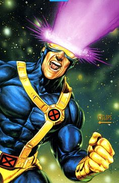 Cyclops by Joe Jusko
