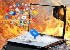 Crisis: Redes Sociales en llamas.  La mayoría de las empresas han saltado a las redes sociales, sin ningún plan concreto. No poseen estrategia de contenido, normativa para los empleados para hablar de la empresa y en nombre de la misma, y ni pensar en un manual de crisis. Corporate Communication, Royal Caribbean Cruise, Marketing, No Response, Blog, Llamas, Socialism, Social Networks, Blogging
