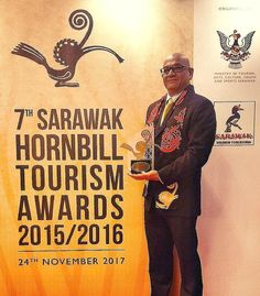 "One of the best feelings in the world is when you are very appreciated for your work & contribution over the years.  Last weekend I was over the moon when I attended the Sarawak Hornbill Tourism Awards where my article won 'Best Tourism Article Online for Sarawak'. Huge thanks & appreciation goes out to the Sarawak Tourism industry my friends  acquaintances and my followers on Social Media. To be very honest I use Social Media to share my experiences but I'm still a strong believer in ""The… Sarawak Tourism, Malaysia Truly Asia, Media To Share, Tourism Industry, My Friend, Friends, Instagram Travel, Over The Moon, Borneo"