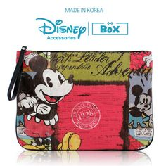 Disney Mickey Mouse Purse Clutch  Hand  Bag Pouch Character Comics Mickey  Bag    Clothing, Shoes & Accessories, Women's Handbags & Bags, Handbags & Purses   eBay!