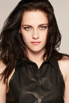 kristen stewart she is so mysterious in all the photos