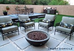 Home Depot Patio Style Challenge Reveal