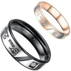 "Aroncent 1 Paar Herren Damen Ringe, ""True Love"" Edelstahl... https://www.amazon.de/dp/B01EZI1ZFQ/ref=cm_sw_r_pi_dp_O-ovxbM2Q0E9T"