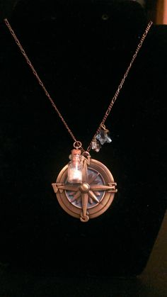 Faith, trust, and pixie dust! Neverland/Peter and the Starcatcher inspired ne. - Faith, trust, and pixie dust!… Neverland/Peter and the Starcatcher inspired necklace - Cute Jewelry, Jewelry Box, Jewelry Accessories, Jewelry Making, Cheap Jewelry, Jewlery, Inexpensive Jewelry, Jewelry Stores, Walmart Jewelry