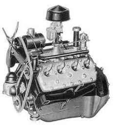 Ford Flat Head V8