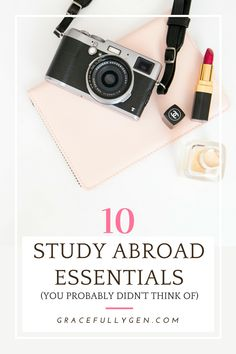 10 Study Abroad Essentials (you probably didn't think of)  Find Super Cheap International Flights to Lille, France ✈✈✈ https://thedecisionmoment.com/cheap-flights-to-europe-france-lille/