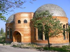 Goetheanum - Glashaus (1914)