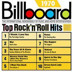 Billboard Top Rock N Roll Hits: 1970