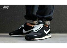 Nike Air Vortex Retro (Black / Summit White - Dark Grey - Medium Grey)