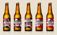 Valentine Beer Printable Labels  8 label designs DIY