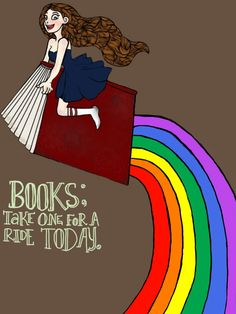 Books: take one for a ride today