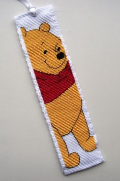 Anchor Disney Winnie the Pooh bookmark.