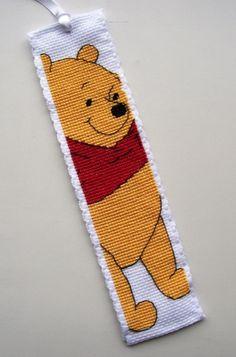 Anchor Disney Winnie the Pooh bookmark.