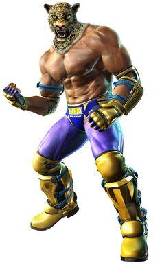 King - Tekken 6