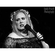 Adele Wembley
