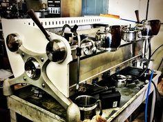 Hopefully everyone slayed their weekend! #espressomachine #espresso #coffee #coffeeculture #slayerespresso #sandiegocoffee #caffeineaddict #solutionsespresso #espressotech #coffeetechniciansguild http://ift.tt/1VbgBi2