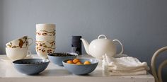 tekanna - l - Arabia Scandinavian Design, Utensils, Home Deco, Kitchen Dining, Porcelain, Finland, Cooking, Tableware, Lifestyle