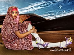 Muslim Fashion Designer Nailah Lymus Pushes Modest Modeling (LOVE HER!)