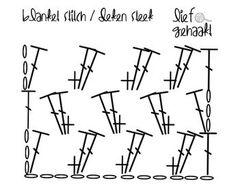 Dekensteek, mooi en makkelijk, geschikt voor een deken - Breiclub.nl