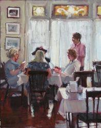 Peony Tea Room by Robin Cheers