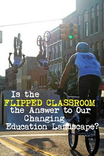 Is the Flipped Classroom the Answer to Our Changing Education Landscape?