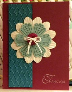 Mixed Bunch Convention Case - Carolyn's Paper Fantasies - Stampin' Up!
