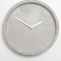 CEMENT WALL CLOCK - Accessories - Decoration | Zara Home United States of…