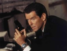 Pierce Brosnan --- 007!