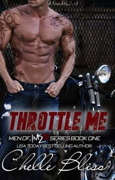 #wattpad #romance From USA Today bestselling author Chelle Bliss, Throttle Me is the first book in her alpha male romantic erotica series, Men of Inked.  Suzy's a control freak and has her life mapped out - work hard, find a man with a stable job, and live happily ever after. She's content with the status quo, but h...