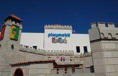 parque temático Playmobil