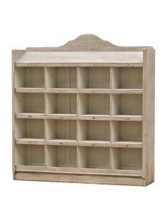 "Bibliotheque Du Notaire Shelf by Four Hands at Gilt, $1,799, 59"" W x 14½"" D x 63"" H"