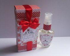 mini perfume personalizado 12 ml