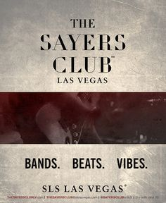 nice Fridays at The Sayers Club at Sayers Club 2016-03-25 22:00:00 tickets Check it out at https://discotek.club/concerts/fridays-at-the-sayers-club-at-sayers-club-2016-03-25-220000-tickets/