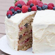 Copycat Whole Foods Chantilly Cake 2.0 Recipe - RecipeChart.com