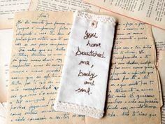 Pride and Prejudice Inspired Bookmark Jane by Madameperpetua