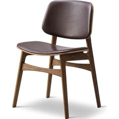 Søborg Chair—Wood frame | Soborg | Products | Icons of Denmark