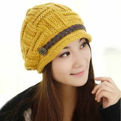 Latest Winter Caps For Indian And pakistani Girls (8) Crochet Beret 2c5f0e20d48