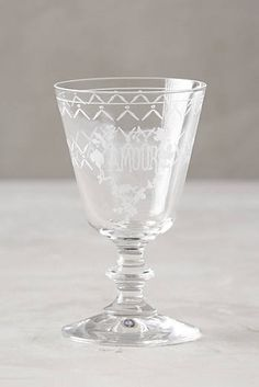 Margeaux White Wine Glass