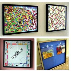 Artwork Storage Somehow pieces of favorite family board games go awry. To keepArtwork Storage Somehow pieces of favorite family board games go awry. To creating a bright game room for your children 19 gameroom Kids Bedroom Sets, Kids Room, Game Room Kids, Spare Bedroom Game Room Ideas, Diy Bedroom, Bedroom Ideas, Games Design, Game Room Decor, Room Decorations