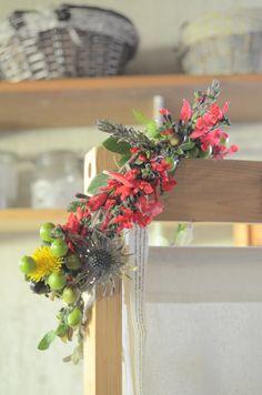 Couronne Florale  par Quand Nathalie Rêve Flowers